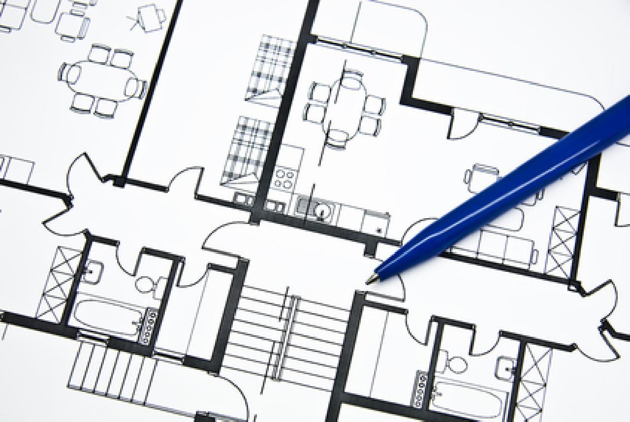Как рисовать схемы помещения