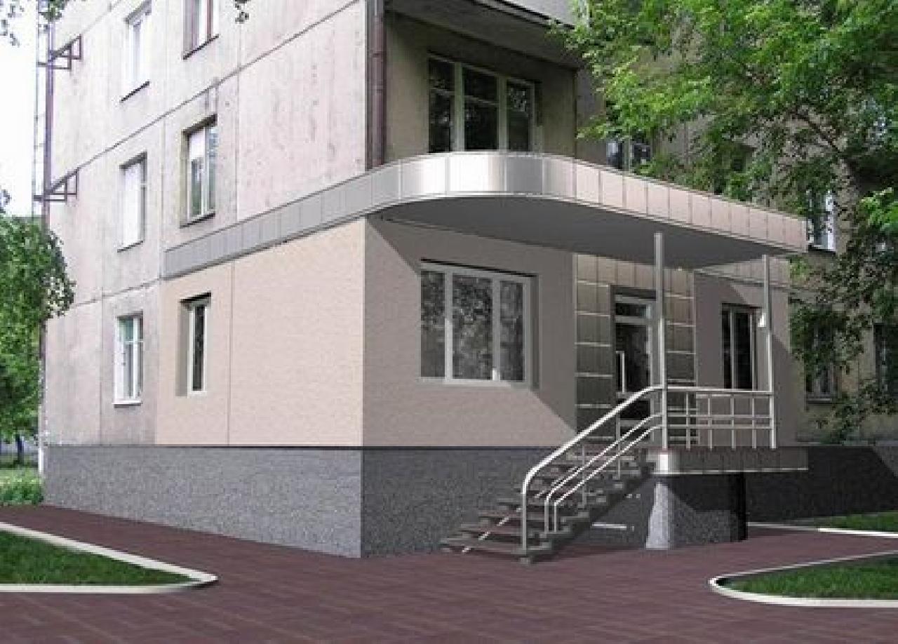 Отдельный вход в квартиру (жилое помещение) без перевода в нежилое 24